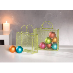 HomeLiving Geschenkpapier Geschenk-Tasche, Geschenk-Tasche