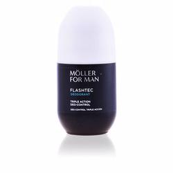 POUR HOMME deodorant control triple action 75 ml