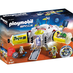 Playmobil Mars-Station, Playmobil
