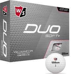 'Wilson Staff DUO soft+ 12er'