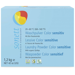 Sonett Waschpulver Color sensitiv 1.2 kg