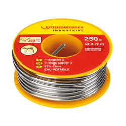 Rothenberger Fittingslot 3 Inhalt: 250 g