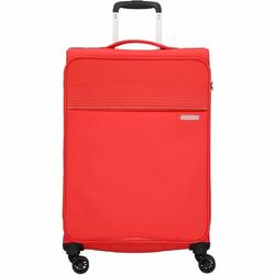 American Tourister Lite Ray Walizka na 4 kółkach 67 cm chili red
