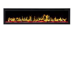 Aflamo LED Elektrokamin | Wandkamin | Royal 72