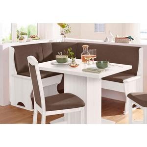 eckbank wei preisvergleich. Black Bedroom Furniture Sets. Home Design Ideas