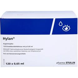 HYLAN 0,65 ml Augentropfen 120 St.