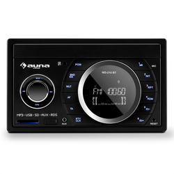 MD-210 BT RDS Autoradio