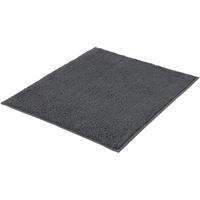 Badeteppich in hochwertiger Qualität, grau