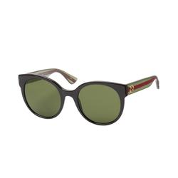 Gucci GG 0035S 002, Cat Eye Sonnenbrille, Damen
