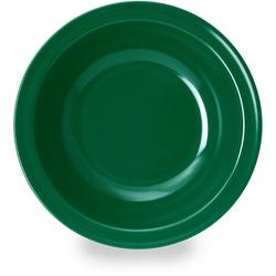 WACA Suppenteller, (Set, 4 St.), Melamin, Ø 20,5 cm grün Teller Geschirr, Porzellan Tischaccessoires Haushaltswaren Suppenteller