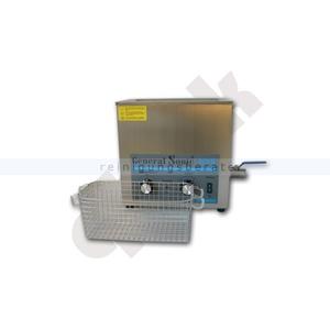 Ultraschallreiniger QTeck General Sonic GS6 Ultraschallgerät für wässrige Reinigungsflüssigkeiten