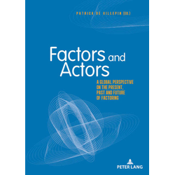Factors and Actors als Buch von