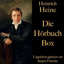 Heinrich Heine: Die Hörbuch Box als Hörbuch Download von Heinrich Heine