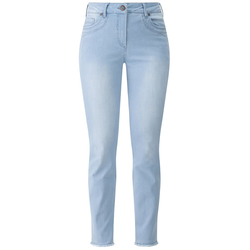 Jeans  mit Stickerei RECOVER Pants bleached