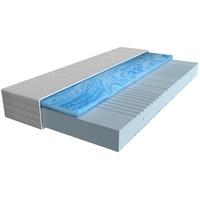 AM Qualitätsmatratzen Gelschaummatratze 7-Zonen Gelschaummatratze, AM Qualitätsmatratzen, 20.0 cm hoch, Raumgewicht: 50, 140x200 cm 140 cm x 200 cm x 20.0 cm