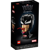 Lego Marvel Super Heroes Spiderman Venom 76187