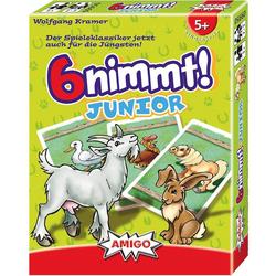 AMIGO Spiel, AMIGO 6 nimmt Junior
