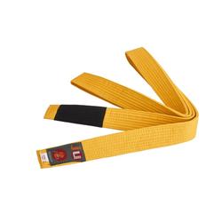 Bjj Kindergürtel gelb (Größe: 260)