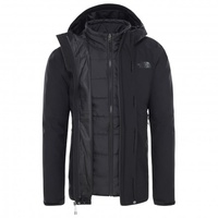 The North Face Carto Triclimate M tnf black/tnf black L