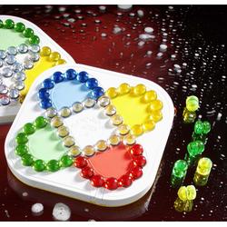 JOKA international Puzzle Moeraki Schiebepuzzle Quadrat, Puzzleteile, Made in EU
