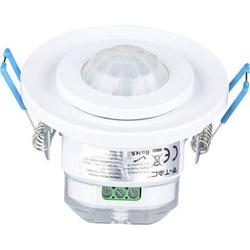 V-TAC 5091 Unterputz Bewegungsmelder 360° Weiß IP20