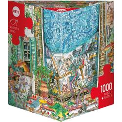 Artist's Mind Puzzle 1000 Teile