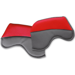 Shoei X-Spirit 3 Seitenpolster, grau, Größe L