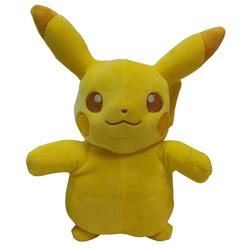 BOTI Plüschfigur Pokemon Plüschfigur monochrom (20cm) Pikachu Pikachu - 20 cm