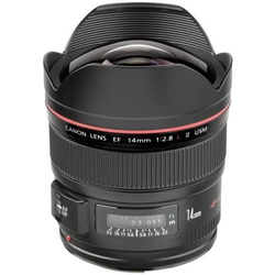 Canon EF 14mm 1:2,8 L II USM Ultra Weitwinkel