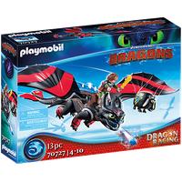Playmobil Dragons Dragon Racing: Hicks und Ohnezahn 70727