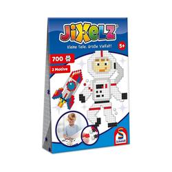 Schmidt Spiele Puzzle Jixelz Puzzle Weltraum, 700 Teile, Puzzleteile