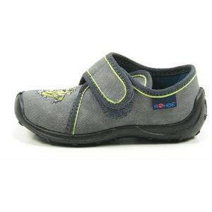 Rohde 2146 Boogy Jungen Schuhe Kinder Hausschuhe