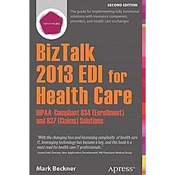 BizTalk 2013 EDI for Health Care. Mark Beckner  - Buch