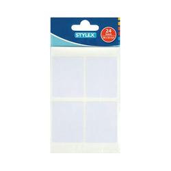 24 Etiketten 38 x 50 mm von Stylex
