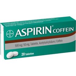 Aspirin Coffein