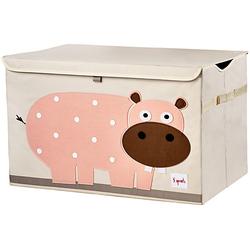 Aufbewahrungskiste Hippo, 38 x 61 cm rosa