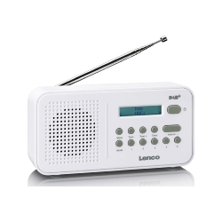 4 Stück DAB+ Taschenradio portable