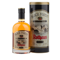 Rothaus Whisky Black Forest Single Malt