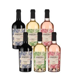 6er-Probierpaket Bio & Vegan Miraflores - Weinpakete