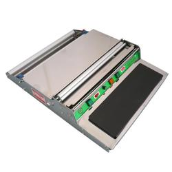 Tisch-verpackungsmaschine für stretch-lebensmittelfolie