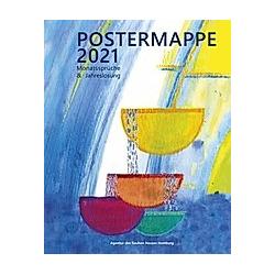 Postermappe Monatssprüche und Jahreslosung 2021