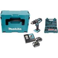 Makita DHP482RTJ inkl. 100-tlg. Bit & Bohrer-Set