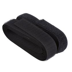Klettband Klettband zum Annähen, Prym, 1,2 m lang schwarz