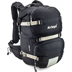 Kriega R30 Rucksack wasserdicht - Schwarz - one size