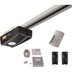Hörmann Ecostar Garagentorantrieb Liftronic 800-2 (800 N, 433 MHz, inkl. 2 Handsender RSC 4, 1 Funk-Codetaster RCT 3b + 1 Innentaster PB3, für Garagentore bis 13,75 m2, inkl. Montagezubehör) 4510479