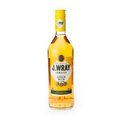 J. Wray Gold Jamaica Rum 1,0l