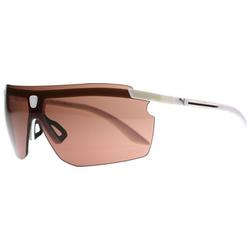 Puma PU0003S 004 999 White Sonnenbrille