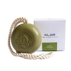 Klar - Haar & Körperseife - Olive Lavendel -  Vegan - Palmölfrei - 250 g