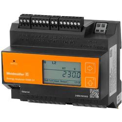 Weidmüller ENERGY ANALYSER D550-24 Digitales Einbaumessgerät