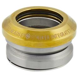 Headset STRIKER - Integrovaný Headset Gold (GOLD)